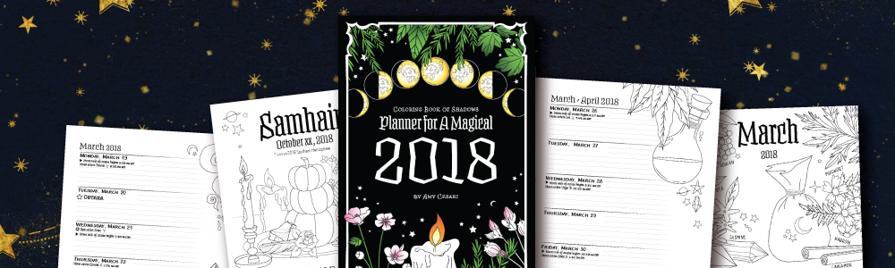 PlannerForAMagical2018