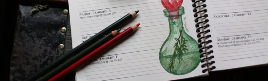 How to Color a Green Glass Bottle