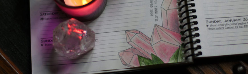 How to Color a Rose Quartz Crystal