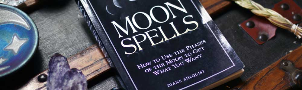 A few of my favorite witchcraft books, spell books, and other witchy things to read.